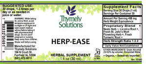 Herp-Ease 1oz