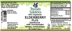 Elderberry Plus 90C