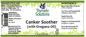 Canker Soother 1oz