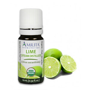 Farmed Lime Mexico Essential Oil