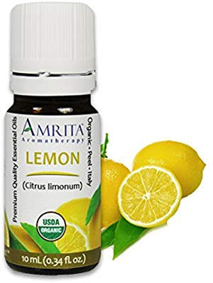 Organic Yellow Lemon Argentina Essential Oil