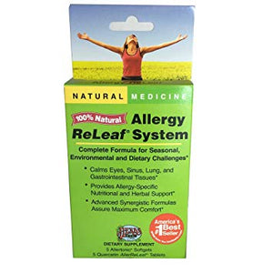 Allergy Releaf System 10 Ct