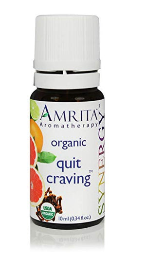 Organic Synergy Quit Craving Essential Oil