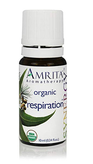 Organic Synergy Respiration Essential Oil