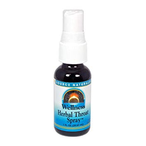 Wellness Herb Throat Spray
