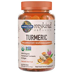 MyKind Herbal Turmeric 120 Gummies