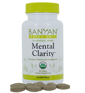 Mental Clarity 90 Tablets