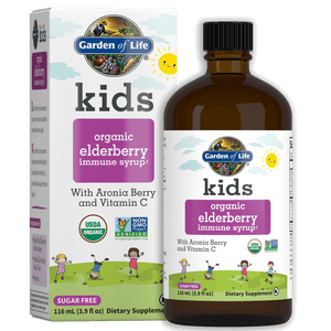 Kids Elderberry Syrup 3.9 Oz