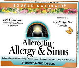 Allercetin Allergy/ Sinus