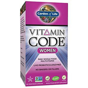 Vitamin Code Women's Multi 240C