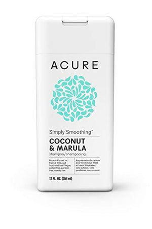 Smoothing Coconut & Marula Oil Shampoo