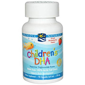 Children's DHA Chewable