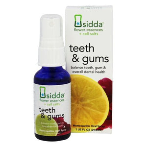Flower Essences Teeth & Gums