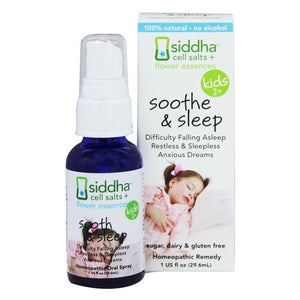 Flower Essences Sooth & Sleep Kids
