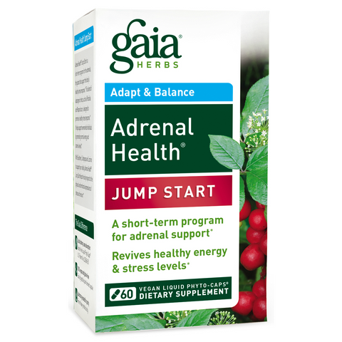 Adrenal Health Jump Start