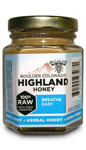 Breathe Easy Herbal Honey 5.2OZ