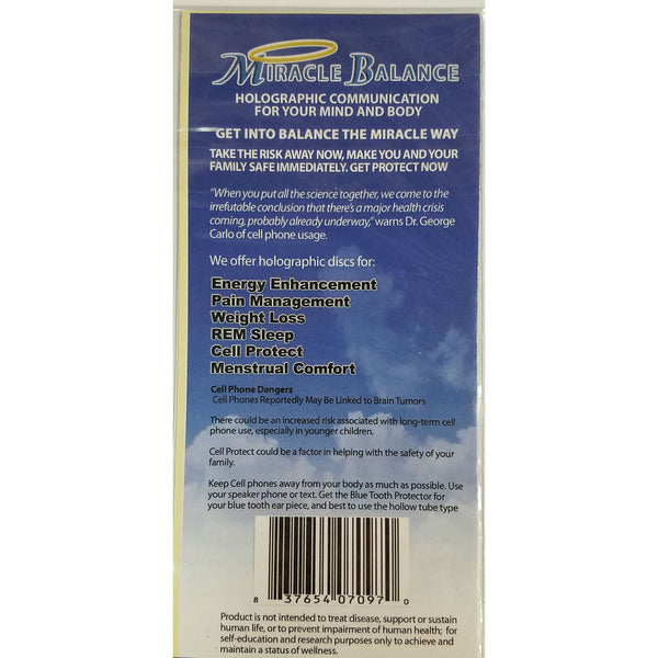 Miracle Balance Cell Protect Disc