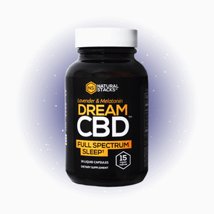 Dream CBD 15mg 30ct