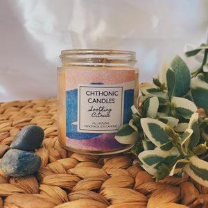 Chthonic Candles Soothing Citrus 4oz