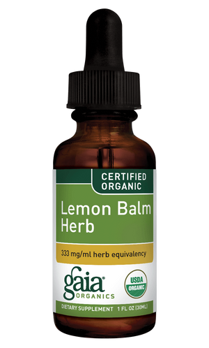 Lemon Balm 1 Oz