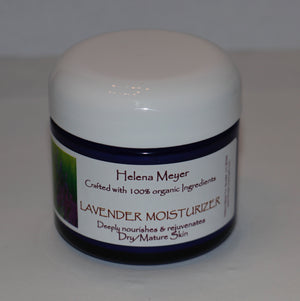 Lavender Moisturizer for Dry/Mature Skin 1.75oz