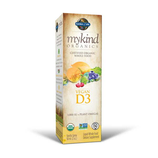 MyKind Vegan D3 Spray