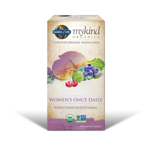 MyKind Women's Once Daily Multivitamin