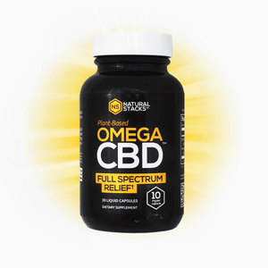 Omega CBD 10mg 30ct