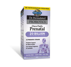 Dr. Formulated Probiotics Prenatal Shelf Stable