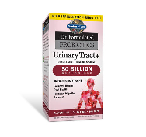 Dr. Formulated Probiotics Urinary Tract+ Shelf Stable