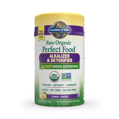 Perfect Food Alkalizer Detoxifier