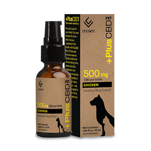 Pet CBD Chicken 500mg 1.86 Oz