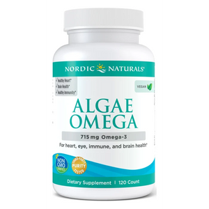 Algae Omega 120 Softgels