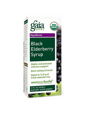 Black Elderberry Syrup 3 Oz