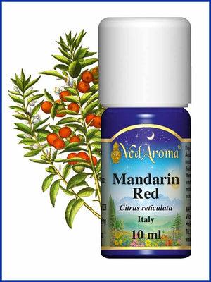 Mandarin Red 10 ML