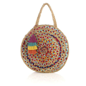 Large Mirabel Round Bag