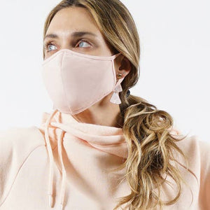 Reusable Contour Cotton Face Mask