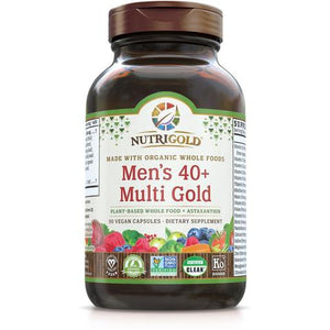 Men's 40+ Multi Gold 90C