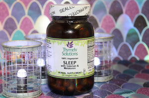 Sleep with Valerian & Melatonin 90C