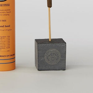 Nantucket Slate Incense Holder