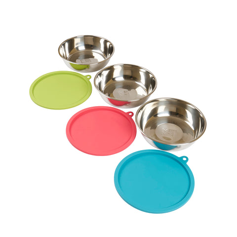 Messy Mutts Lid & Bowl Serving Set