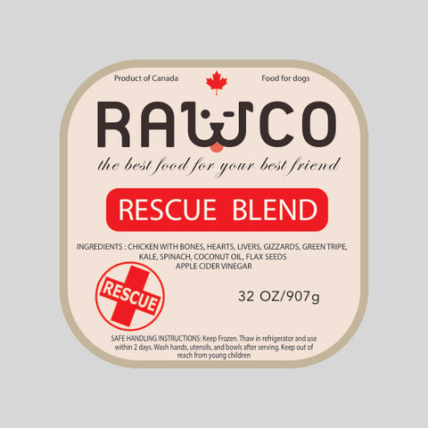 Rescue Blend (Case/24lbs)
