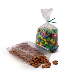Polypropylene Bags - Gusseted