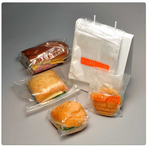 Food Service Poly Bags