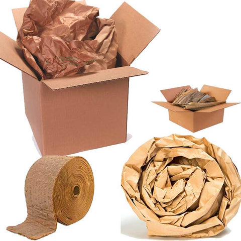 Paper Cushioning Products