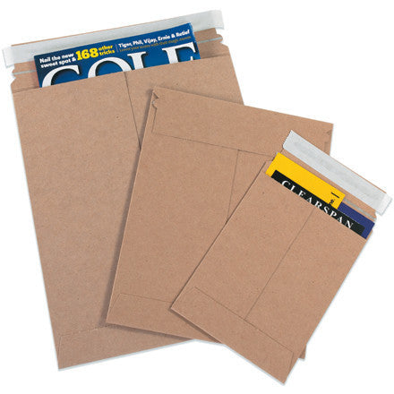 Rigid Chipboard Mailers