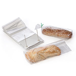 Wicketed Poly Bags