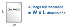 How to Measure Poly Bags