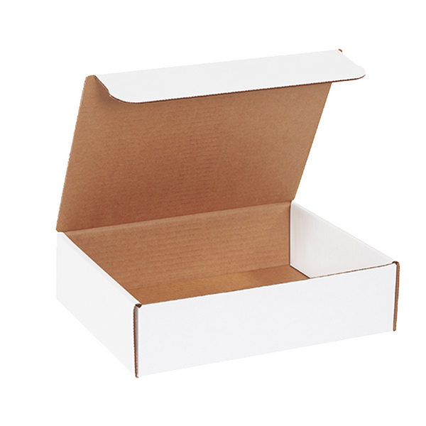 11 1/8 x 8 3/4 x 4 Literature Mailer - Boxes and Corrugated Sheets The Packaging Group