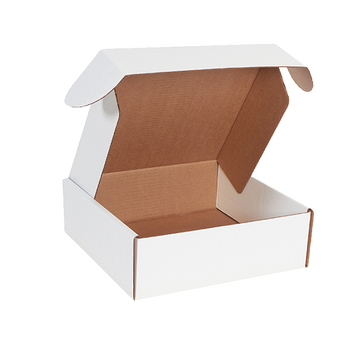 12 x 11 3/4 x 3 1/4 Literature Mailer - Boxes and Corrugated Sheets The Packaging Group